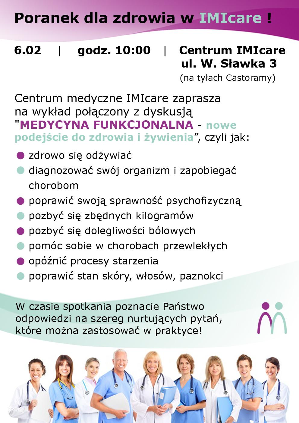 plakat funkcjonalna3 1 - Program medycyny funkcjonalnej