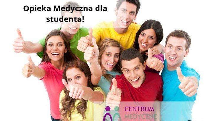 21993042 1950900711792065 4961043329470013080 o 720x409 - Jesteś studentem? Masz prawo do bezpłatnych świadczeń lekarskich w zakresie Pods...