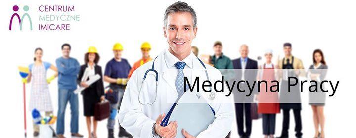 Medycyna Pracy w IMIcare! Zapewniamy kompleksową opiekę medyczną (badania wstępn...