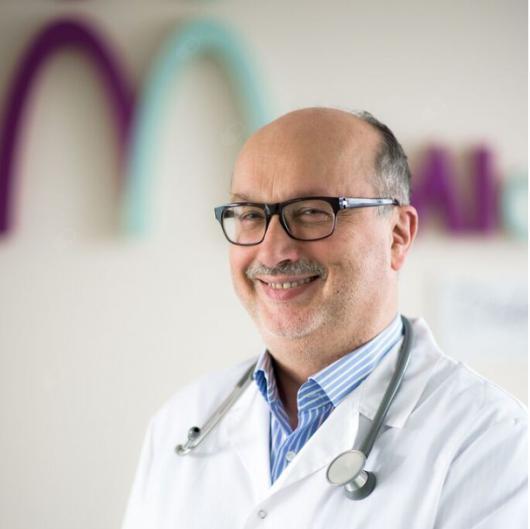 prof. dr hab. med. Mieczysław Pasowicz