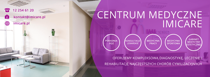 Centrum Medyczne IMIcare updated their cover photo.